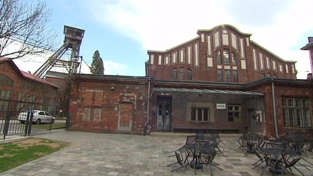 Národní kulturní památka Důl Michal