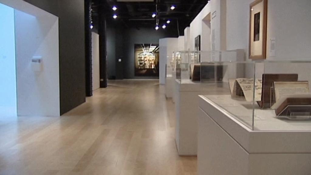 Výstava Brains v Londýně