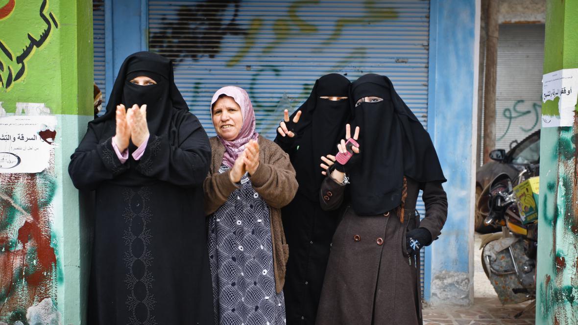 V Sýrii zavládlo příměří