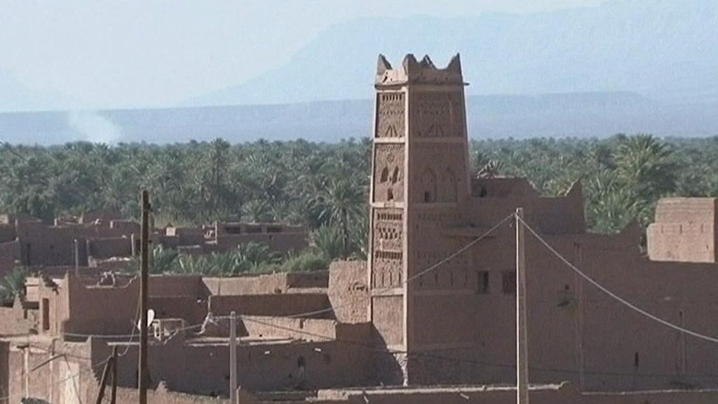 Marocké pevnosti jako noclehy pro turisty