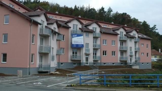 Nová výstavba ve městě Kuřim