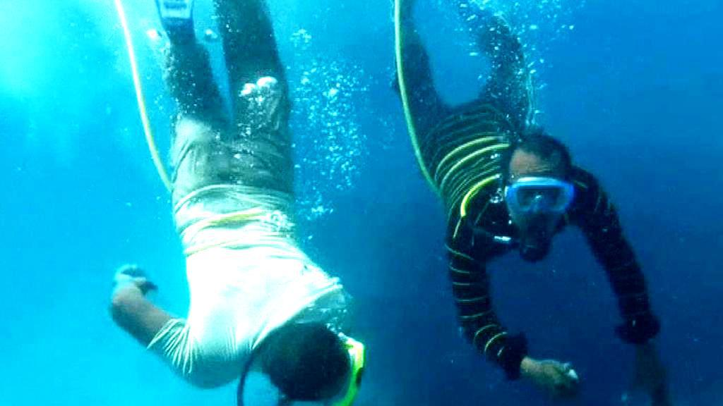 Potápění k vrakům