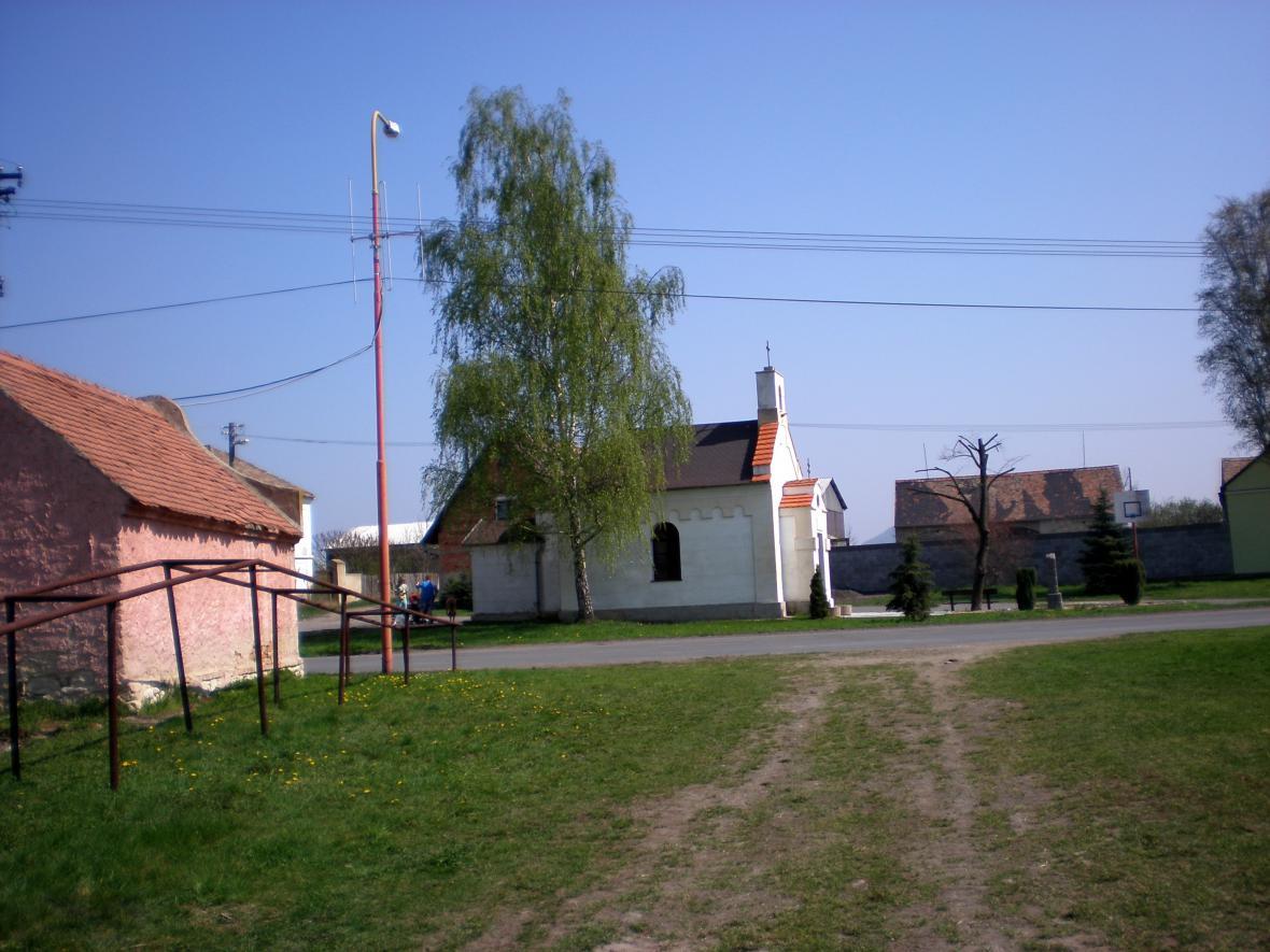Kaple ve Vojnicích