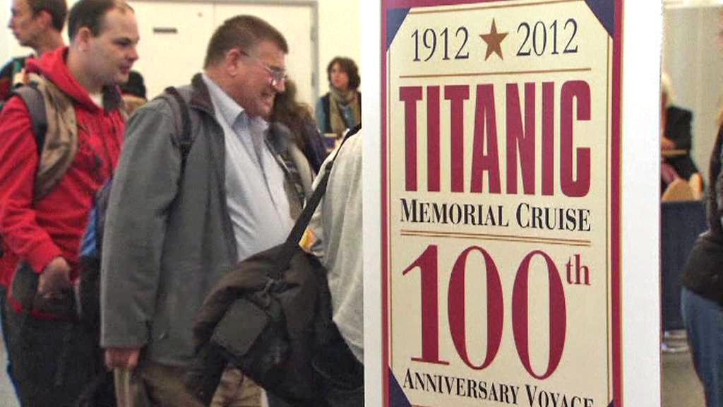 Sté výročí vyplutí Titaniku