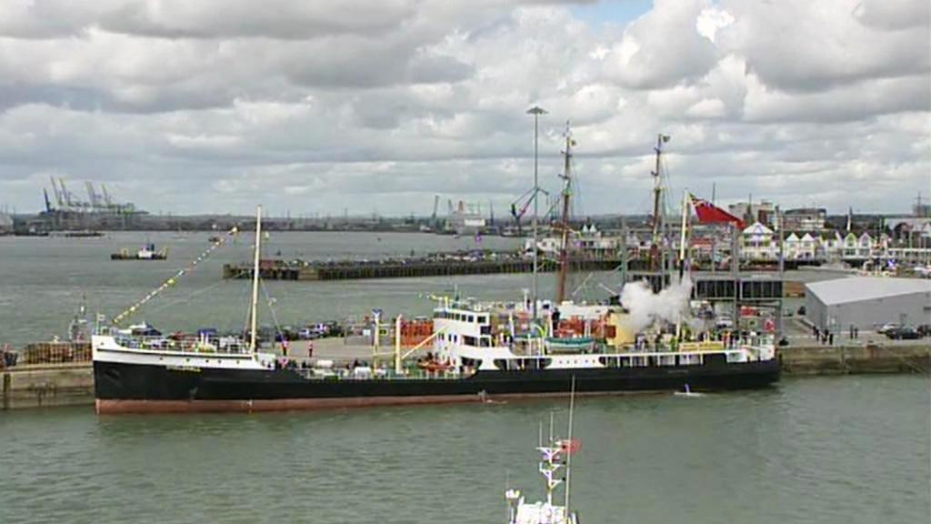 Přístav Southampton