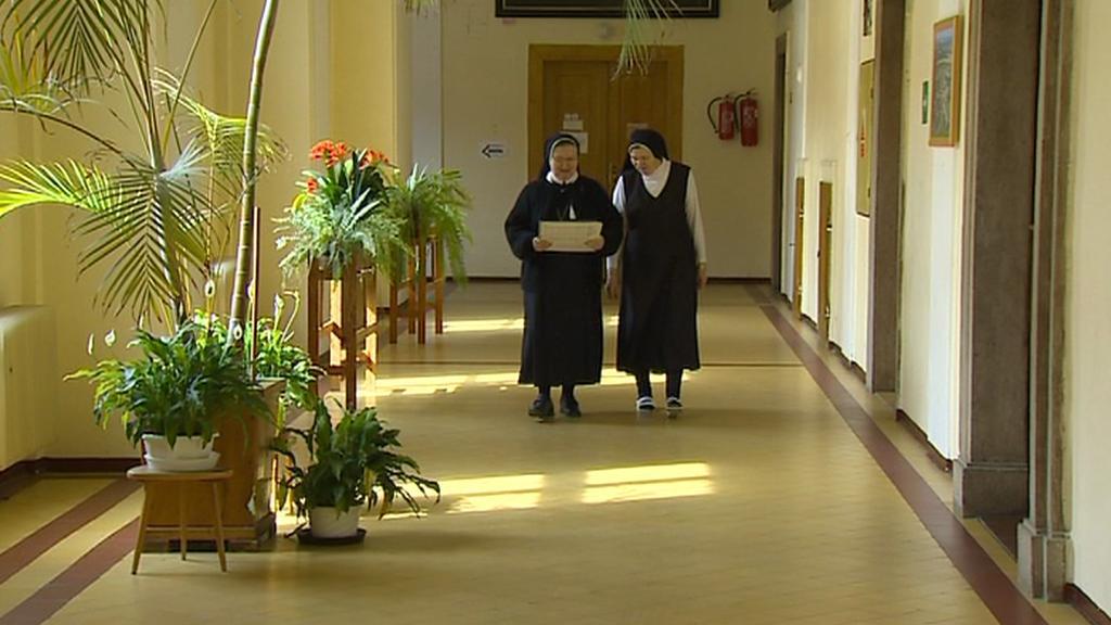 Život v klášteře