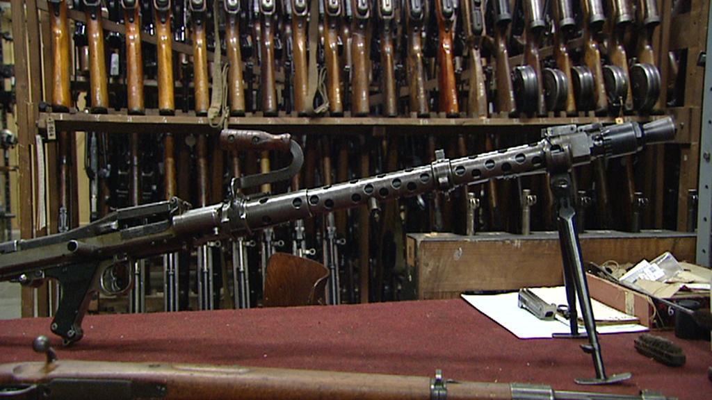 Americká puška z první světové války
