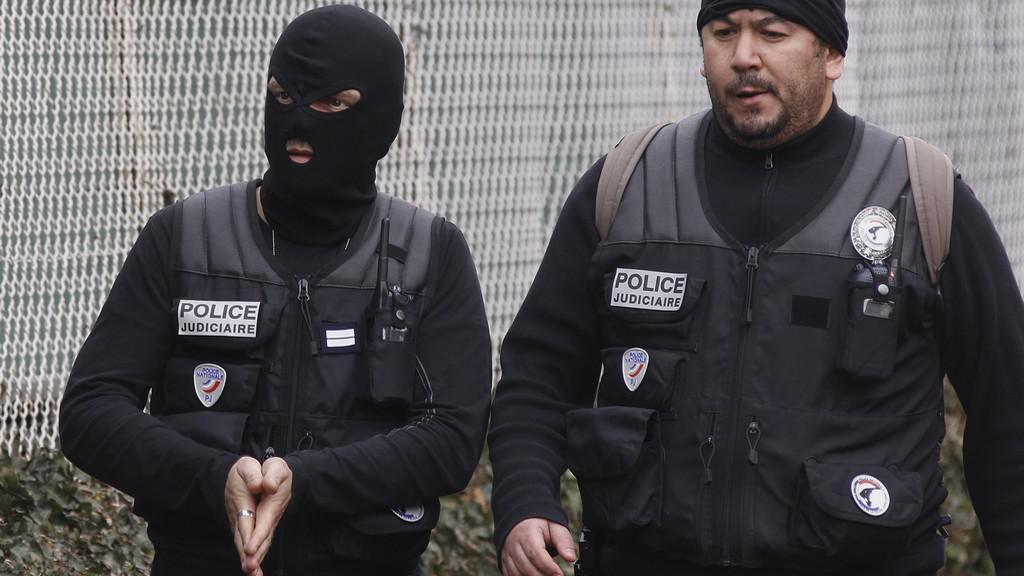 Policie v Toulouse