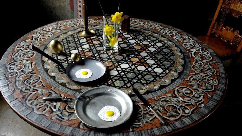 Splašená vejce