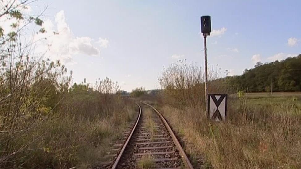 Dříve tu jezdily vlaky