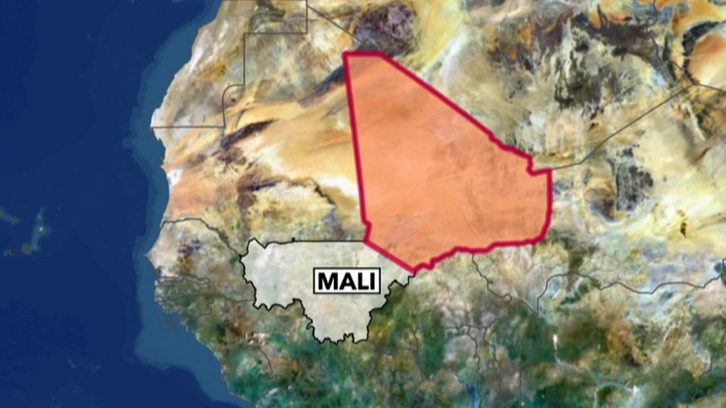 Povstalci v Mali vyhlásili vlastní stát - Azavad
