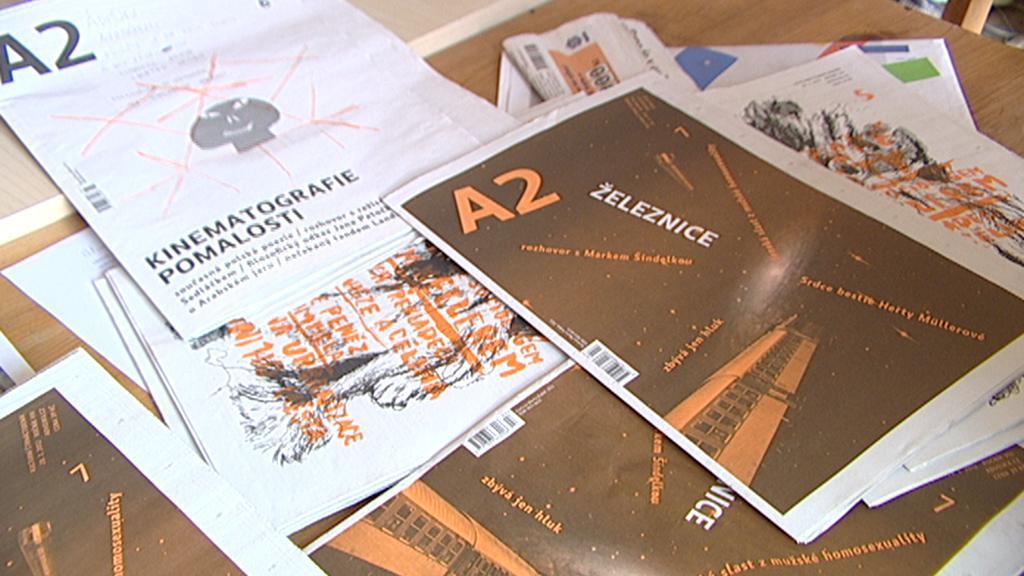 Literární časopis A2