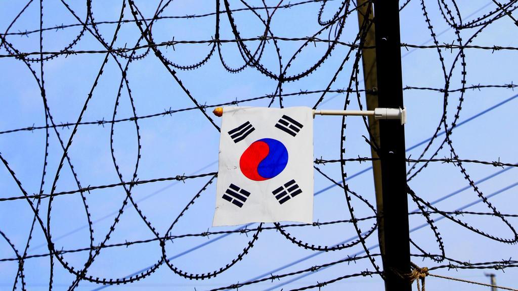 Jihokorejská vlajka