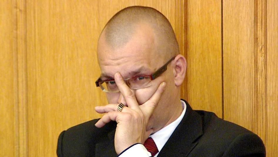 Jaroslav Škárka u soudu