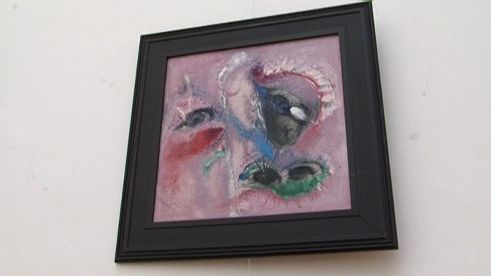 Výstava Jaroslava Pecky v Hodoníně