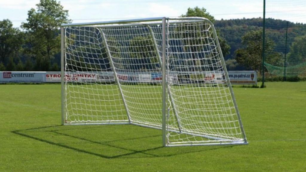 Bezpečná fotbalová branka
