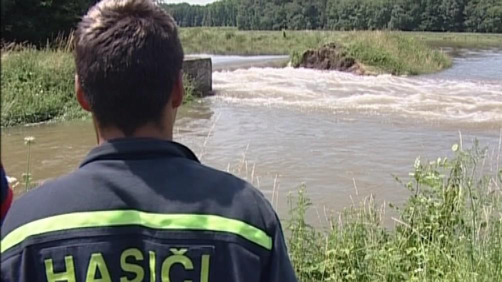 Záplavy v Novosedlích