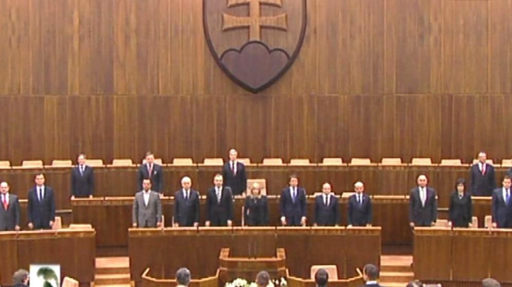 Nový slovenský parlament