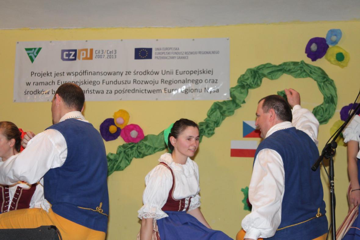 Špindleráček se představil v Polsku
