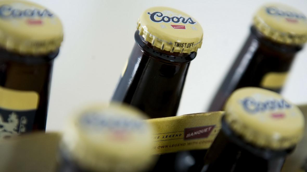 Pivovary Molson Coors