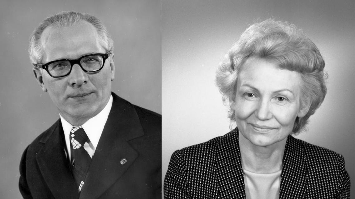 Erich a Margot Honeckerovi