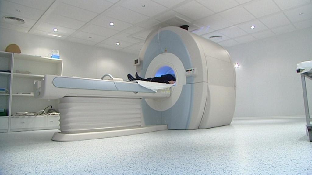 Tomograf v pardubické nemocnici
