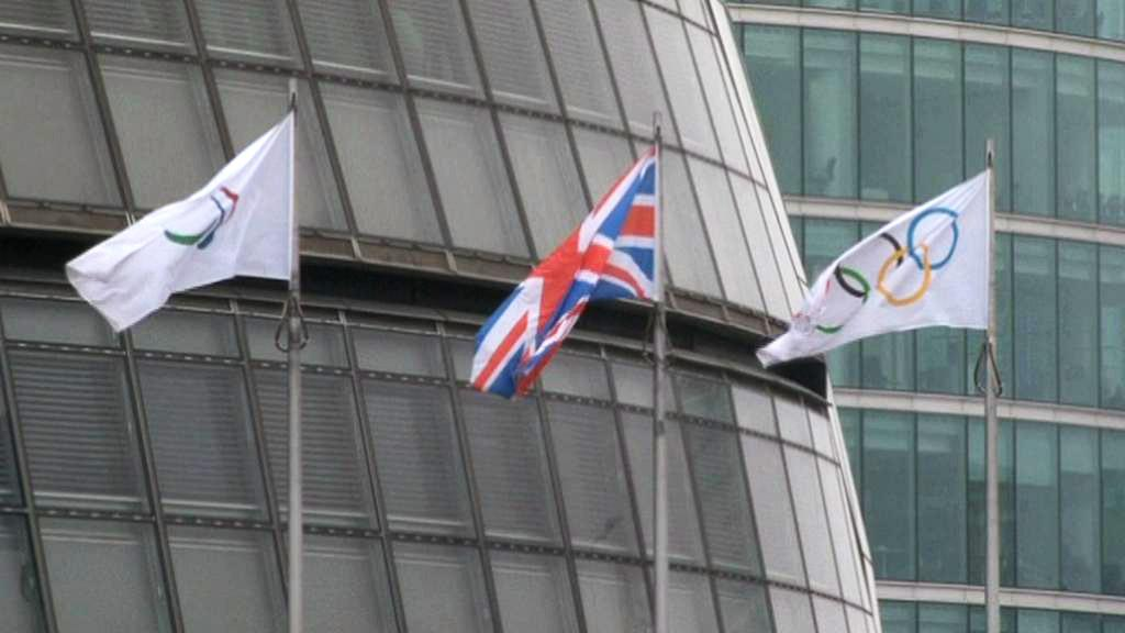 Olympijský Londýn