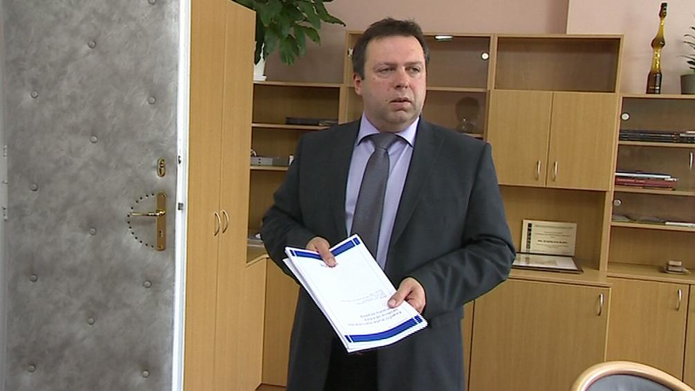Místostarosta Stanislav Blaha (ODS) obsah auditu tají