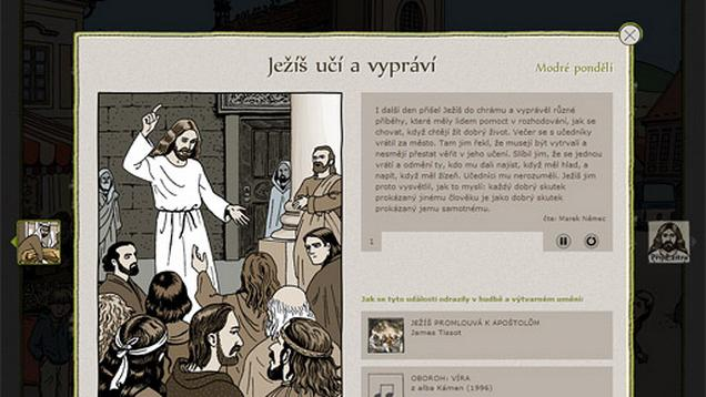 Velikonoční kalendář ČT