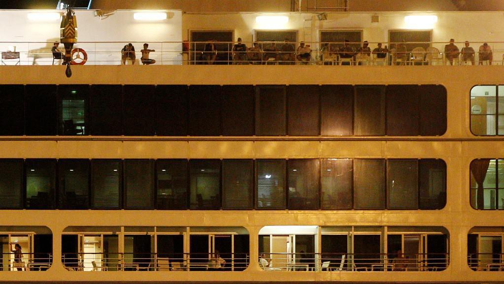 Pasažéři na palubě Azamara Quest