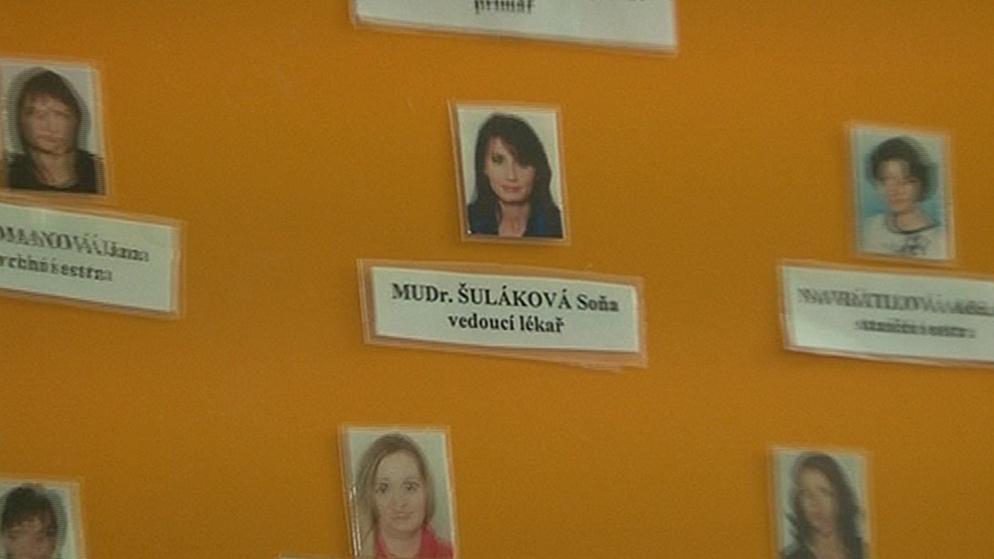 Soňa Šuláková pracuje jako lékařka na novorozeneckém oddělení ve FN Olomouc