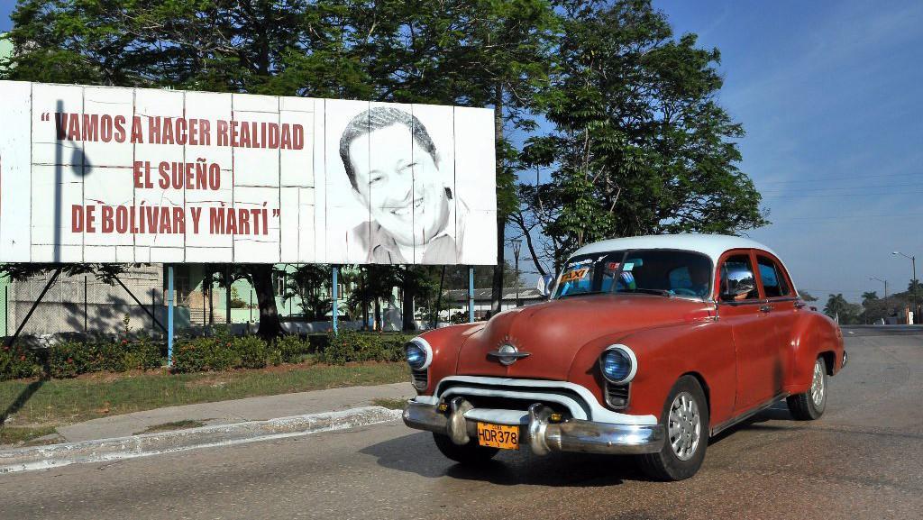 Ke Kubě neodmyslitelně patří americké