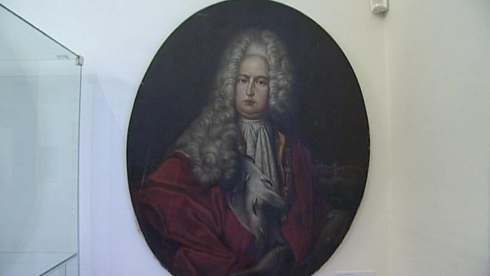 Letos uplyne 300 let od smrti Jana Adama I. z Lichtenštejna