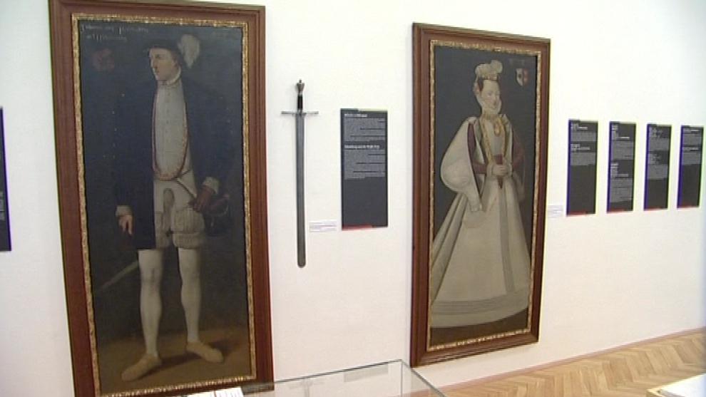 Výstava o Lichtenštejnech na mikulovském zámku