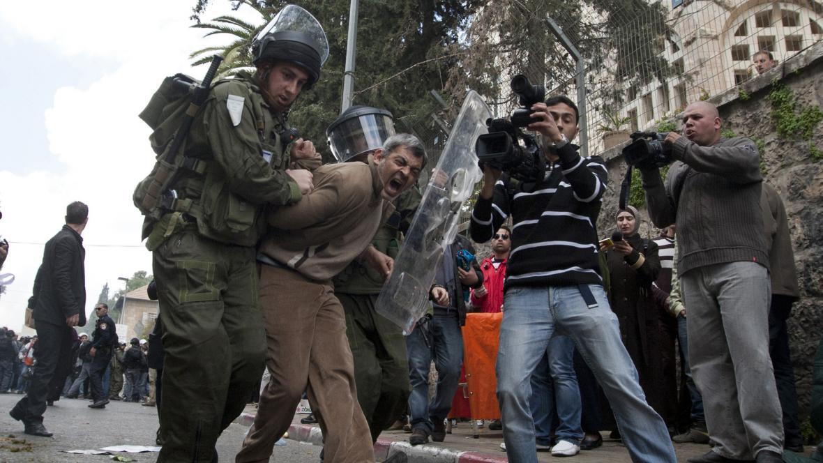 Protesty v Izraeli