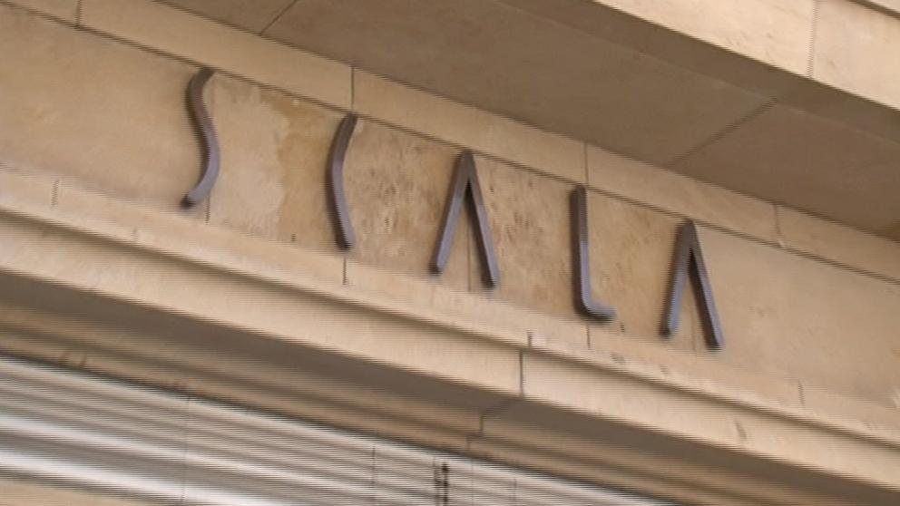 Brněnské Kino Scala