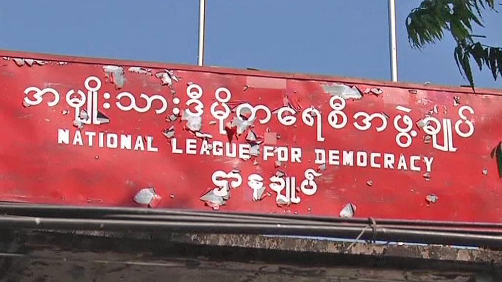 Národní liga pro demokracii