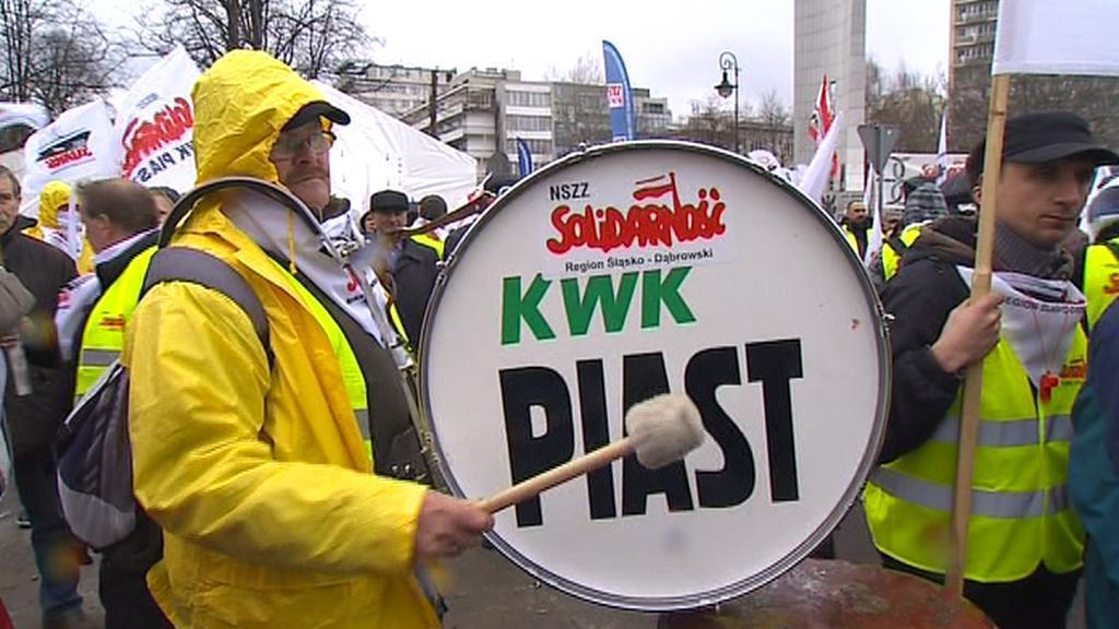 Protesty v Polsku