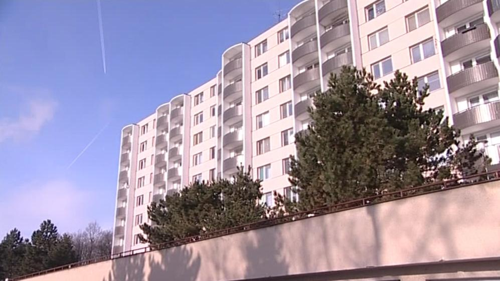 Byty patřící bytového družstvu Družba