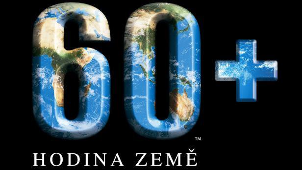 Letošní logo Hodiny Země