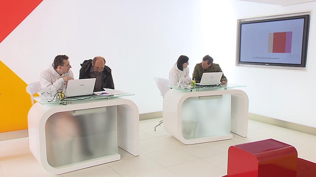 Malé banky sázejí na atraktivní design