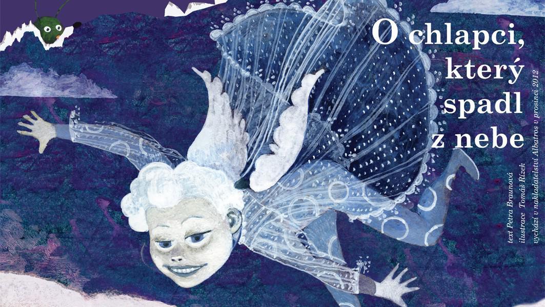 Plakát Noci s Andersenem 2012
