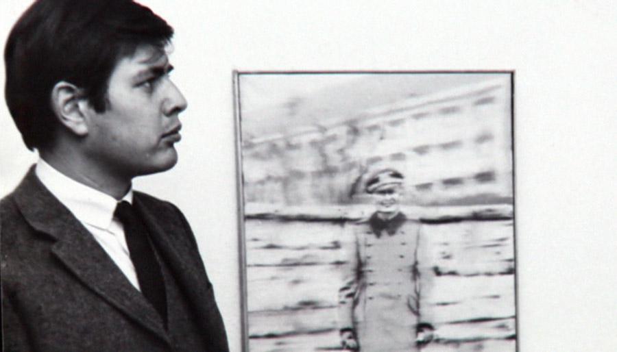 Mladý Gerhard Richter