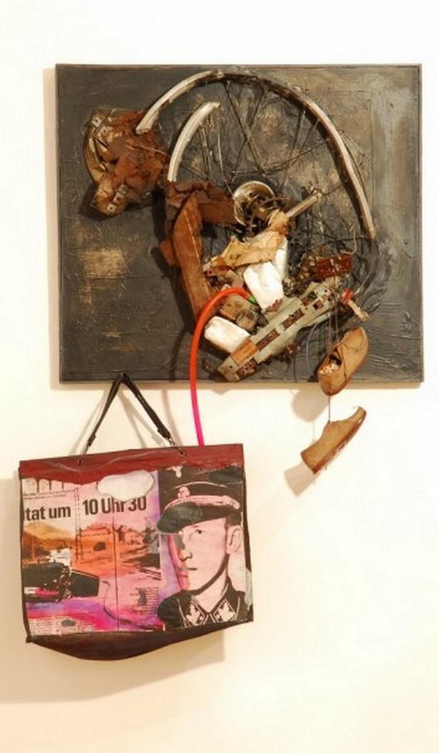 Wolf Vostell: Hommage à Lidice