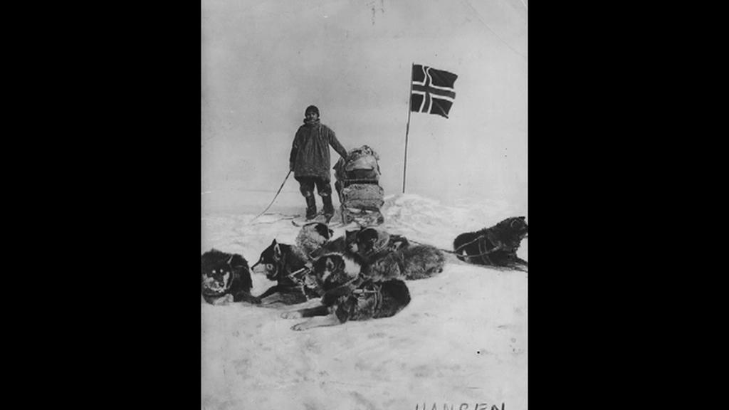 Dobytí jižního pólu