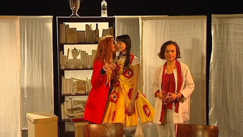 Z divadelního představení NDM