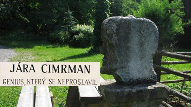 Busta Járy Cimrmana