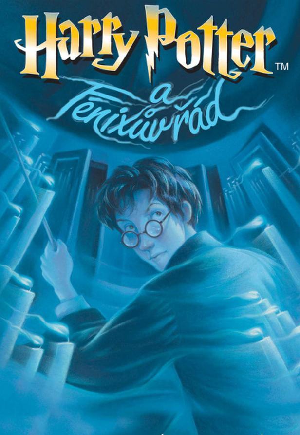 Joanne K. Rowlingová / Harry Potter a Fénixův řád