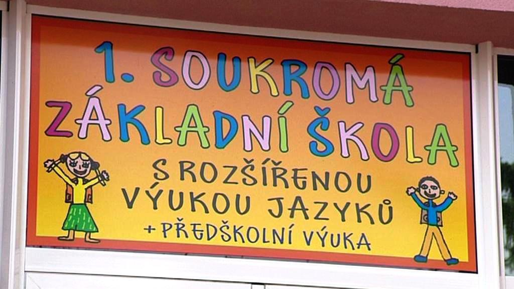 1. Soukromá ZŠ Karlovy Vary