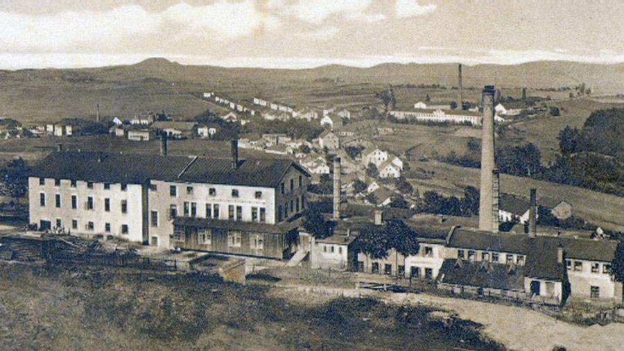 Žacléřská továrna sloužila za války jako tábor nucených prací
